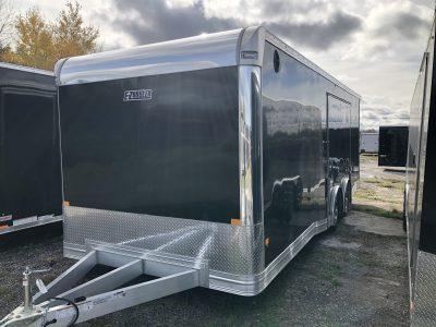 8×24 Car Hauler Cargo Trailer
