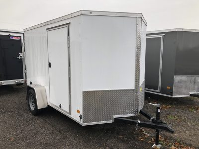 6×10 Enclosed Trailer